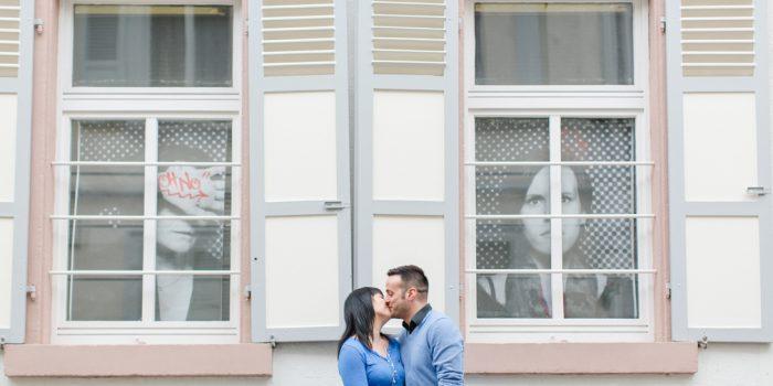 ...First Kiss in Heidelberg...
