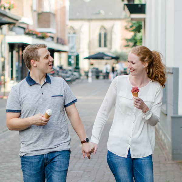 Wonderful Engagement Session in the Netherlands